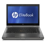 "HP EliteBook 8460p 14""  Core i7 8gb 500gb 1gb Dedicated"