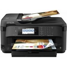 Epson WorkForce WF-7710 Wide-format All-in-One Printer with Copy, Scan, Fax