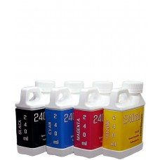 Dye Sublimation Ink 240ml (x4) bottles for Epson  | USA Made Inks