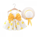 fancy baby dress (6month-15month)