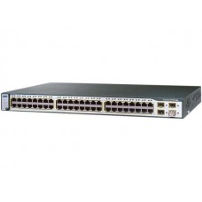 Cisco Catalyst 3750 Series  PoE-48 Por Ethernet Switch Router