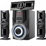 Djack 3.1ch Bluetooth Home Theater 3D REAL SOUND