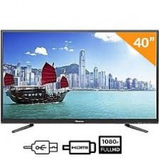 HISENSE   FULL LED TV  TELEVISION ( 40 INCH )