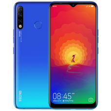 "TECHNO PHONE SPARK 4(13MP TRIPLE AI CAMERA,6.52"" DOT-NOTCH SCREEN,32GB ROM,2GB RAM,4G LITE)"