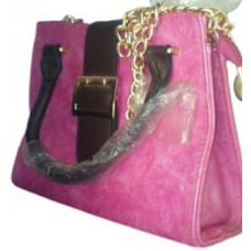 Women's Fashion Designed hand Bag  (Pink)