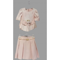 TURKEY SKIRT AND BLOUSE(5 TO 7YEARS)