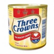 THREE CROWN LIQUID TIN MILK